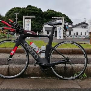 GARMIN connectの不調&土砂降りバイク+苦しいランニング