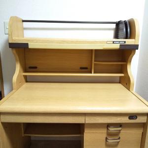 ひとり部屋計画■学習机を減らす