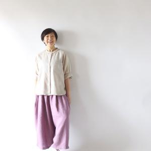 徹底コーデ★履けばごきげんになるパンツを作りました!