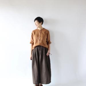 本日発売★秋色のていばんシャツとごきげんパンツが出来ました!