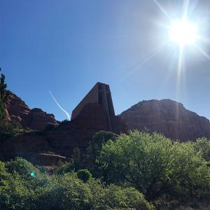 In NYC 2019 spring/ day 4-2 in Sedona