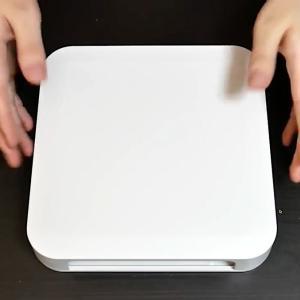 500円のジャンクMacBook(13-inch、Mid 2010)をMac mini風にリメイクする動画