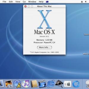 Mac OS X 10.0からmacOS 10.15までのインストール画面をキャプチャしたマニアックな動画