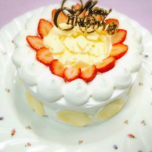【お知らせ】子供クリスマスケーキ作り教室のお知らせ