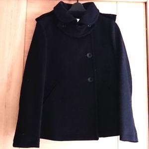 セールでポチったDOORSのコートがかわいい!