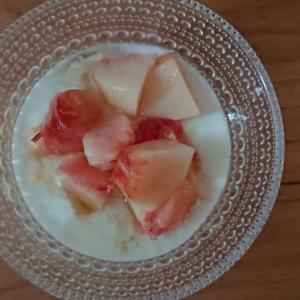 楽天でポチった桃