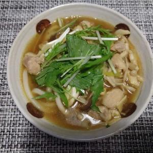 サラリ味スープカレーうどんと楽天イーグルス感謝祭!