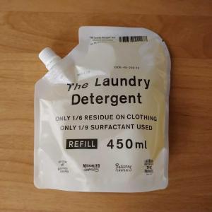 お気に入りの洗剤