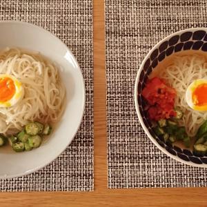無印の美味しい冷麺とマラソンポチレポ!