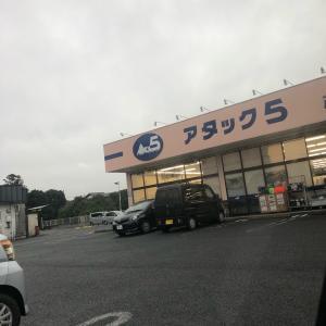 11/27 また雨&激さむなので買い物のみ。