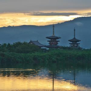 大池の薬師寺
