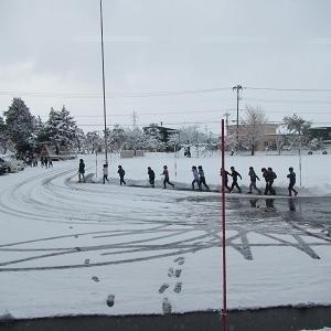 冬季避難訓練~火災発生時の対応~