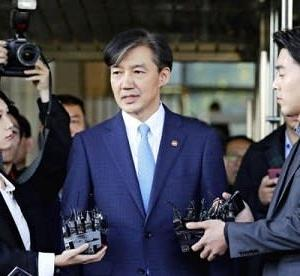 「韓国法相辞任」日本より余程健全である