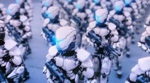 戦争や地域紛争の現場がAI、ロボット化が更に高度化する