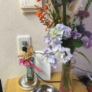 お花に囲まれて(2019.7.20土)