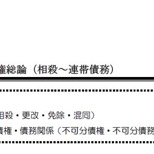 【レジュメハイライト】民法第11回