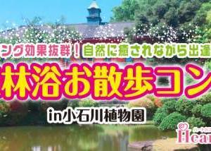 【11/10(日)】30代40代中心!大人世代で気兼ねなく♪池袋からたったの5分!隠れた東京名所