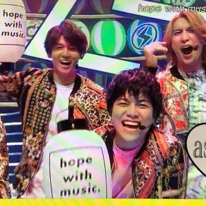 2020/06/22 CDTVライブ!ライブ! ジャニーズWEST「ええじゃないか」