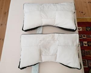 良く眠るためにオーダーメイド枕を作る