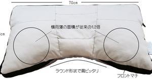 オーダーメイド枕で首肩こり軽減