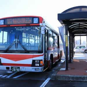 宮城交通「MIYAKOH FCパス」を使ったバス旅