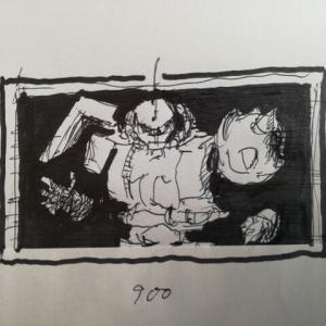 ガンプラーザク改めランナーザク124日目 あんなの飾りです。偉い人にはそれがわからんのです