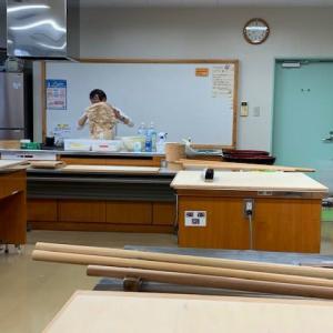 蕎麦打ち教室
