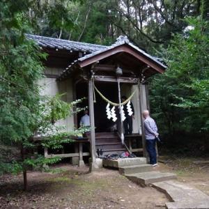 二つの八坂神社で例祭日