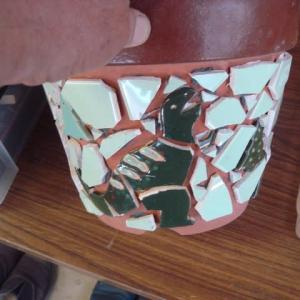恐竜植木鉢