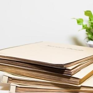 紙類・書類関係を断捨離