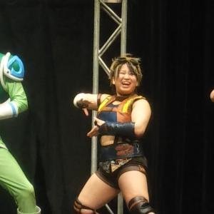 10・14 東京女子プロレス岡山大会
