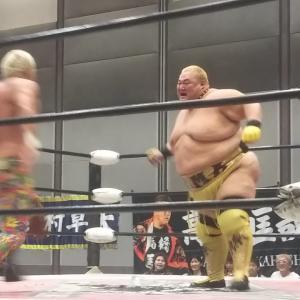 10・26 大日本プロレス高松大会 フランク篤シングル3連戦