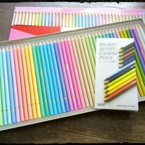 色鉛筆/ホルベイン アーチスト パステルトーン 50色