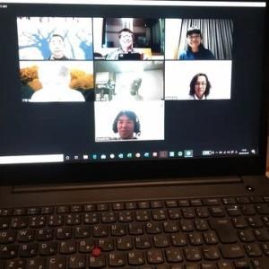 東北マウンテンガイドネットワーク WEB会議