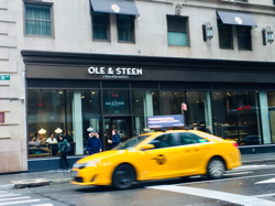 デニッシュベーカリー「Ole & Steen」