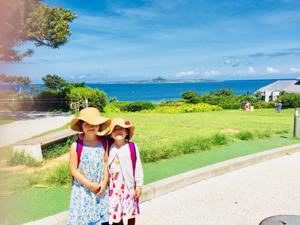 沖縄旅行Day2「沖縄美ら海水族館」