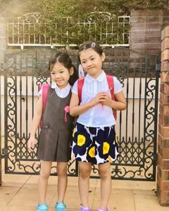 小学校体験入学初日