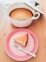 ちびらの手作りチーズケーキ