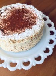 父の日のティラミスチーズケーキ