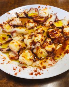 スペインDay4「スパニッシュタパスでディナー」
