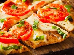 お気に入りのpizza