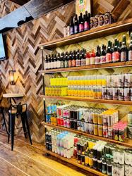 クラフトビール専門店「Craft + Carry」@アッパーウエスト