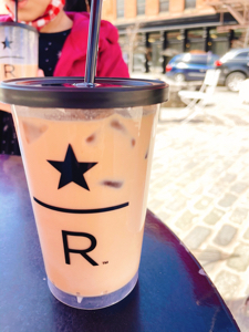 ニューヨークの「Starbucks Reserve Roastery」