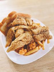 久しぶりにFish & Chips