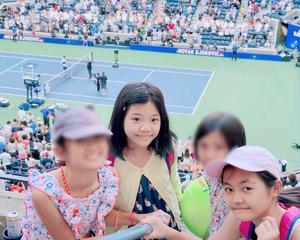 USオープンテニス観戦 「錦織圭 vs ノバク・ジョコビッチ」