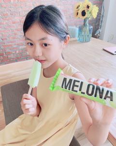 懐かしのアイスクリーム「MELONA」