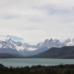 ★トロ湖越しにしつこく眺めるトーレス・デル・パイネ ~パタゴニア その499