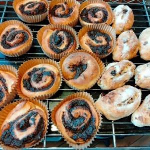 月2、お馴染みパン作り!