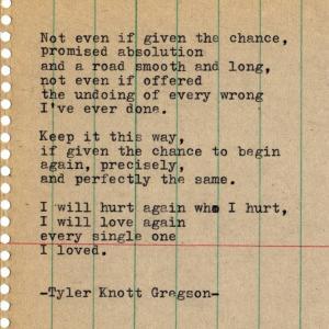 WILL LOVE AGAIN