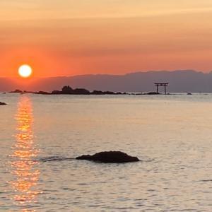 HAYAMA SUNSET